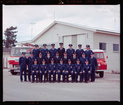 Negative: Brooklands Volunteer Fire Brigade
