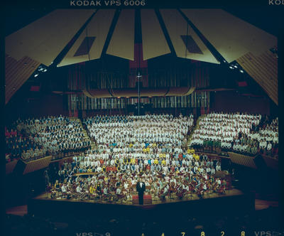 Negative: Primary Schools Mass Choir