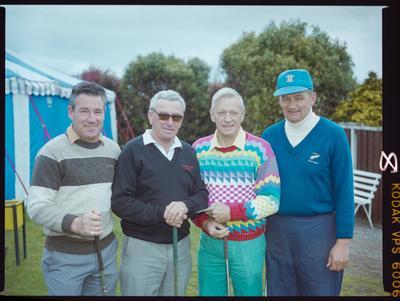 Negative: NZ Golf Liqueur Tournament