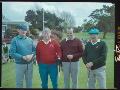 Negative: NZ Golf Liqueur Tournament