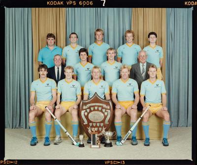 Negative: Pegasus Hockey Team