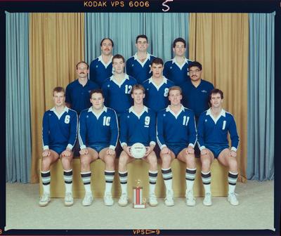 Negative: Shirley Volleyball Team