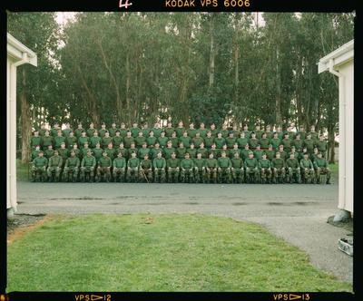 Negative: Burnham Junior NCO Course