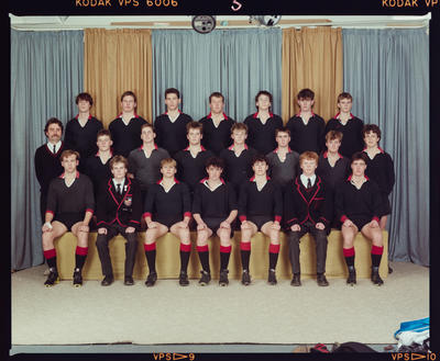 Negative: St Bede's 4th XV Rugby
