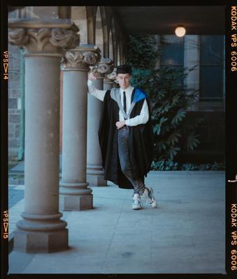 Negative: John Davis Graduate