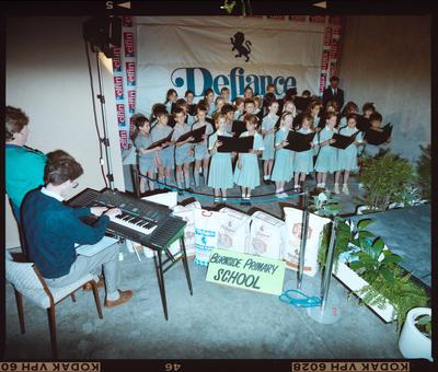 Negative: School Choir At Defiance