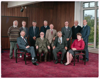 Negative: Canterbury Museum Board Of Directors 1992