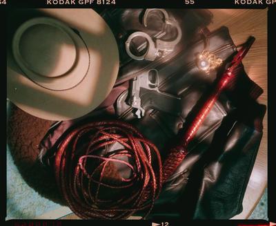 Negative: Indiana Jones Costume Accessories