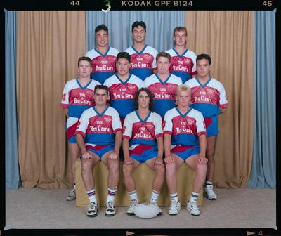 Negative: The Bru Czar's Rugby Team 1992