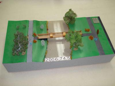 Model: Turning Point 2000 Bridge Design.