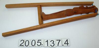 Toy: Wooden Acrobat