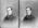 Glass Plate Negative: Mr A J Clowes (twin negative)