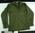 Shirt: Olive green