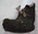 Boot: Hand Stitched Leather