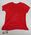 T-shirt: Red