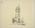 Mountfort Architectural Plan: Dudley Memorial Tower, Rangiora, 1893