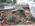 Digital Photograph:  Earthquake damage to a retaining wall, Lyttelton