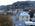 Digital Photograph: Elevated view of London Street, Lyttelton