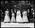 Film negative: Stonyer wedding, wedding party of seven