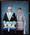 Negative: Mr Jones Freemason and Woman Portrait