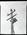 Film negative: International Harvester Company: man up power pole