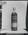 Film negative: Christchurch Working Men's Club, Langside Whisky bottle