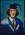 Negative: Mr J. Maxwell graduation