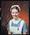 Negative: Miss J. O'Malley Nurse Portrait
