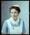 Negative: L. Hey or B. Roughan Nurse Portrait
