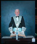 Negative: Charley Ward Freemason