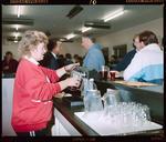 Negative: Woman Behind Avonhead Tavern Bar