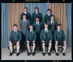 Negative: St Andrews Rutherford House Prefects 1991