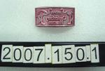 Franking Stamp: Moas Canterbury Museum