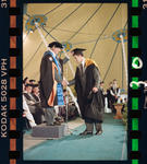 Negative: Unnamed Lincoln College Graduate 1991