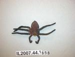 Rubber spider