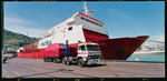 Negative: Pacifica Shipping Ship And Truck