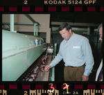 Negative: Sean Fitzpatrick At Brewery