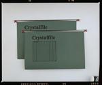 Negative: Top Mark Design Crystalfile Folders