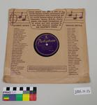 Parlophone Record: with Sleeve