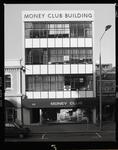 Negative: Money Club Building Exterior