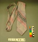 Tie: Pink and Purple