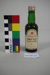 Bottle: Findlater's Dry Fly medium sherry