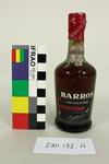 Bottle: Barros Conquistador