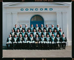 Negative: Concord Masonic Lodge Group 1992