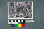 Postcard of a tavern scene