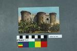 Postcard of Maschio Angioino