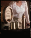 Negative: NZ Breweries Woman And Firkin
