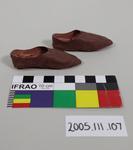 Brown Shoes: Marionette Prop