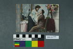 Postcard of a couple