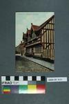 Postcard: Greyfriars' Hospital, Coventry